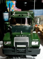 MACK R MODEL working progress. (pclay923) Tags: mack rmodek 32