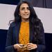 Dr Ayesha Khanna, Co-founder und CEO von AddoAI auf der Digital X in Köln