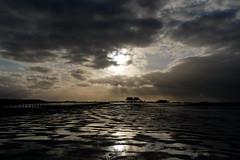 P1960512 (Lumixfan68) Tags: bad st peterording schleswigholstein nordsee wattenmeer strand licht schatten pfahlbauten