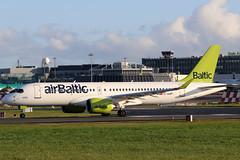 YL-AAP (GH@BHD) Tags: ylaap airbus a220 a220300 bombardier cseries cseries300 bt airbaltic dub eidw dublinairport dublininternationalairport dublin aircraft aviation airliner