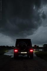 Mercedes-AMG G 63 (dikej) Tags: mercedes mercedesbenz mercedesamg amg amg63 63amg 40 40biturbo biturbo 4litre g63 g63amg gwagen photoshoot darkness storm rain