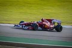 la rossa (Emanuele.N) Tags: ferrari f1 rosso panning motorsport motori auto automotive sport race circuito