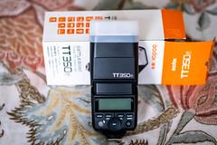 Godox TT350F Flash (burnt dirt) Tags: fujifilm xt3 godox tt350f oncamera flash new