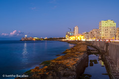 The Havana skyline, the sea and El Morro castle at sunset (ivetthe1) Tags: cuba habana havana america architecture attraction bay blue building caribbean castle city cityscape colorful cuban destination dusk famous fortress historic history holiday icon landmark latin lifestyle lighthouse malecon morro night ocean old people reflection romantic sea seaside sky skyline sunset tourism tourist travel tropic tropical twilight urban vacation water waterfront