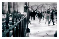 Royal Scottish Academy (ianmiddleton1) Tags: edinburgh icm motion movement blur