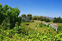1120 Sicile Juillet 2019 - Palazzolo Acreide, Tempio di Afrodite, Temple d'Aphrodite (paspog) Tags: palazzoloacreide tempiodiafrodite templedaphrodite sicily sicilia juli july juillet 2019