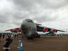 Il-76 (BenGPhotos) Tags: 2019 riat royal international air tattoo military aircraft airshow plane aeroplane ilyushin il76 candid transport ukrainian force