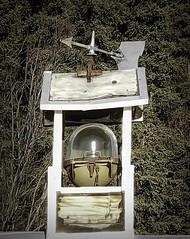 World War II Relic . . . (JLS Photography - Alaska) Tags: airraidsiren siren ww2 jlsphotographyalaska war relic antique memorabilia cupola old