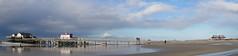 P1960453 (Lumixfan68) Tags: bad sankt peterording nordsee strand pfahlbauten schleswigholstein wattenmeer panorama schwenkpanorama