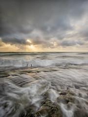 Cabo Cervera (joaquinain) Tags: amanecer dawning mediterráneo mediterranean sea seascape mar paisaje ola wave nubes clouds olympus omd voigtlander longexposures largaexposición