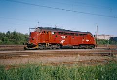 NSB Di 3 607 (Stig Baumeyer) Tags: diesel diesellocomotive gm trondheim nsb generalmotors trollhättan diesellok nohab diesellokomotive norgesstatsbaner di3 nohabgm nsbdi3 diesellokomotiv gm16567 nydqvistholm marienborg
