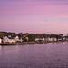 Mystic, Connecticut at Dawn