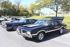 DSC_5803 (azu250) Tags: hershey carshow 2019 oldtimer classic car chocotalte world swap meet oldsmobile cutlass 442