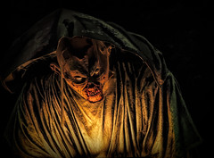 Things That Nightmares Are Made Of (lleon1126) Tags: halloween tillsonstreet monster scary nightmare spooky halloweendecorations