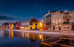 Aveiro, Blue Hour (paulosilva3) Tags: blue hour twilight urban landscape tours workshops photography boats moliceiros aveiro canon lowepro manfrotto lee filters portugal