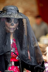 Day of the Dead (Chi Ken Yeung) Tags: dayofthedead catrina lacalaveracatrina mexican