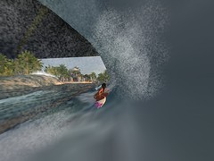 surfing (SWEEPEAJAZZ73) Tags: firestorm secondlife secondlife:region=woodridge secondlife:parcel=konabeachandsurfing secondlife:x=85 secondlife:y=91 secondlife:z=21