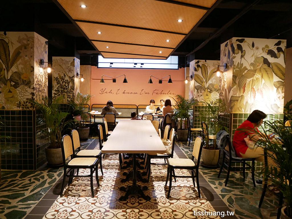 A Fabules Day網美叢林系咖啡廳,捷運東門站附近值得推薦的咖啡廳