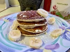 Vegan Fluffy Pancakes (Tabo Valentine) Tags: vegancooking pancakes vegan breakfast pancake recipe