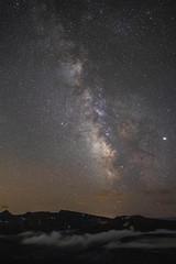 Ophiuchus' cradle (Explored) (Ramen Saha) Tags: rockymountainnationalpark milkyway galacticcenter gorerange estespark colorado jupiter saturn ophiuchus ramensaha astrophotography nightsky