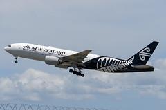 ZK-OKG B772ER AIR NEW ZEALAND YBBN (Sierra Delta Aviation) Tags: air new zealand boeing b772 brisbane airport ybbn zkokg