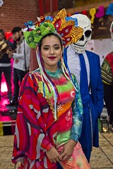 Day of the Dead (Chi Ken Yeung) Tags: dayofthedead portrait toronto girl costume