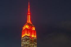 ESB (fate atc) Tags: esb empirestatebuilding manhattan murrayhill newyork buildings city frommidtown lights night nightphotography skyline