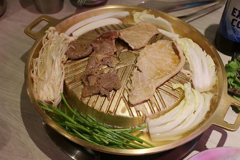 韓哥哥銅盤烤肉68