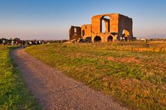 Domus #3 (Il Condor) Tags: roman house villadeiquintili rome italy lazio latini ruin exhibition history empire