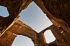 Domus #7 (Il Condor) Tags: roman house villadeiquintili rome italy lazio latini ruin exhibition history empire