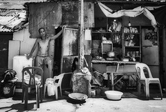 Welcome to my Store (Beegee49) Tags: street people man store blackandwhite monochrome sony a6400 bw bacolod city philippines asia happyplanet asiafavorites