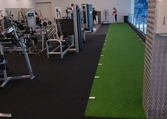 Make everything more beautiful with the gym flooring in Sydney! (surface.it.2019) Tags: gym flooring sydney artificialgrass fake grass
