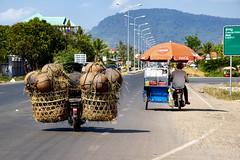 The Road; Kampot (Valdas Photo Trip) Tags: cambodia kampot street photography travel