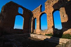 Domus #9 (Il Condor) Tags: roman house villadeiquintili rome italy lazio latini ruin exhibition history empire