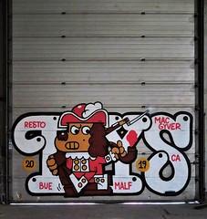 #Ghent update / #toys are guarding our gates 🙌 . #Gent #streetart #graffiti #urbanart #graffitiart #streetartbelgium #graffitibelgium #visitgent #muralart #streetartlovers #graffitiart_daily #streetarteverywhere #ilovestreetart #igersstreetar (Ferdinand 'Ferre' Feys) Tags: instagram gent ghent gand belgium belgique belgië streetart artdelarue graffitiart graffiti graff urbanart urbanarte arteurbano ferdinandfeys