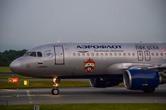 VP-BWD        A320-214      CSKA Moscow Livery    Aeroflot (Gormanston spotter) Tags: airbus avgeek eidw dub 2019 gormanstonspotter a320214 cskamoscowlivery aeroflot vpbwd