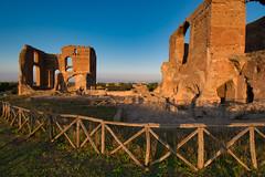 Domus #2 (Il Condor) Tags: roman house villadeiquintili rome italy lazio latini ruin exhibition history empire