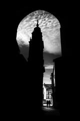 Escola da Tebra #42 (Noel Feans) Tags: street photography lugo galiza galicia catedral