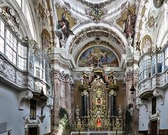 Innsbruck, Dom zu St. Jakob-IMG_2053pan-p (Milan Tvrdý) Tags: innsbruck tirol tyrol osterreich austria domzustjakob stjacobcathedral cathedralofstjames