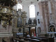 Innsbruck, Dom zu St. Jakob-IMG_2041p (Milan Tvrdý) Tags: innsbruck tirol tyrol osterreich austria domzustjakob stjacobcathedral cathedralofstjames