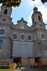 Innsbruck, Dom zu St. Jakob-DSC_2261p (Milan Tvrdý) Tags: innsbruck tirol tyrol osterreich austria domzustjakob stjacobcathedral cathedralofstjames