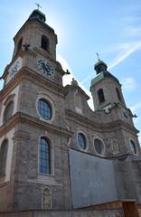 Innsbruck, Dom zu St. Jakob-DSC_2257p (Milan Tvrdý) Tags: innsbruck tirol tyrol osterreich austria domzustjakob stjacobcathedral cathedralofstjames