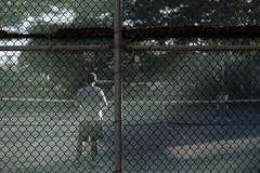 DSCF4207 (jhnmccrmck) Tags: honolulu hawaii waikiki tennis fujifilm fujifilmxt1 xt1 xf1855mm classicchrome sunlight