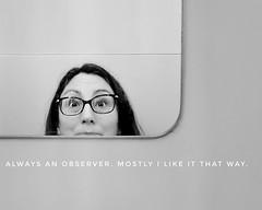 301.365.2019 (sadandbeautiful (Sarah)) Tags: me woman female self selfportrait dailyselfportrait day301 365 365days 365daysx9 bw