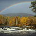 Rainbow Over Glen Affric