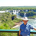DSC01284 - Dennis at Iguassu Falls