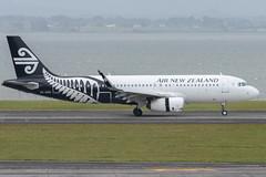 Air New Zealand Airbus A320-232 (sharklets); ZK-OXC@AKL;19.10.2019 (Aero Icarus) Tags: aucklandinternationalairport akl newzealand plane avion aircraft flugzeug