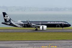 Air New Zealand Airbus A321-271NX; ZK-NNA@AKL;19.10.2019 (Aero Icarus) Tags: aucklandinternationalairport akl newzealand plane avion aircraft flugzeug