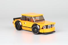 BMW 2002 (RGB900) Tags: lego legocar car bmw bmw2002 rgb900
