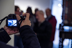 Exposición 'Miguel de Cervantes o el deseo de vivir' (espaciosparaelarte) Tags: museo cervantes foto fotografía navia escritor quijote casa alcalá alcaládehenares muestra exposición inauguración